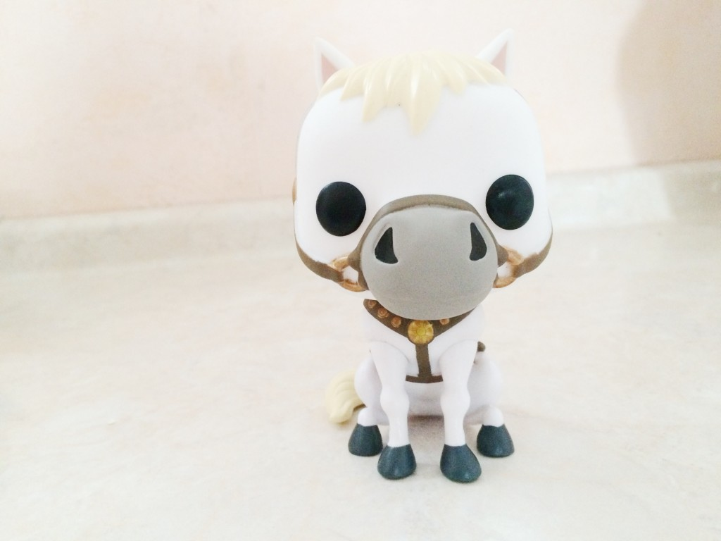 Commencer sa collection de funko pop citron roux - Maximus cheval raiponce ...